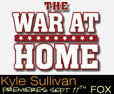 "Kyle Sullivan in ""The War At Home"""